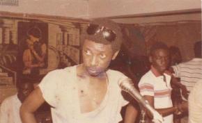 Ancienne photo de Youssou Ndour