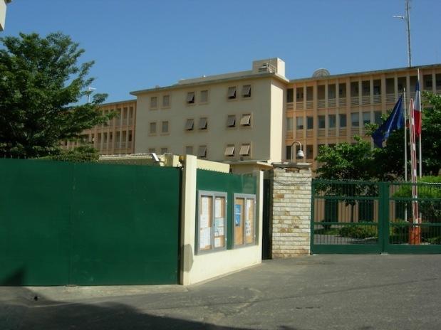 Ambassade de France à Dakar- Rue Assane Ndoye