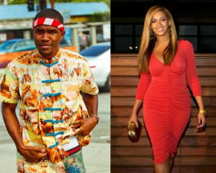 Frank gay, Beyonce le soutient