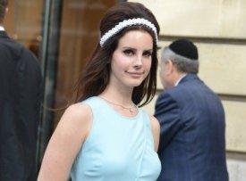 Show de 45min de Lana Del Rey