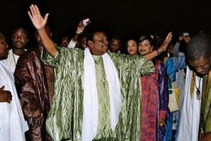 Cheikh Béthio après son procès