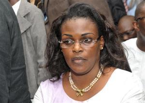 La première dame du Sénégal élevée au rang de citoyenne d'honneur