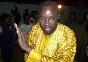 Moustapha Cissé Lo candidat pour le poste de l'assemblee nationale