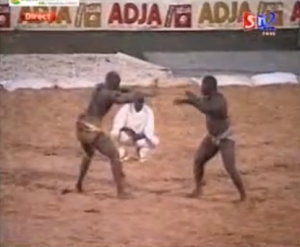video combat zoss / boy niang