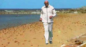 Président Abdoulaye Wade en Jogging