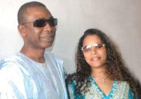 l'épouse de youssou ndour a eu un enfant