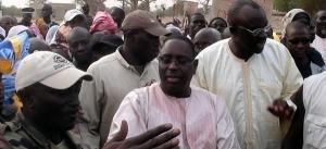 Macky Sall 2012 avec le remaniement du 29 octobre 2012