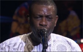 youssou ndour show biz